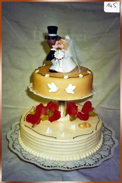 Hochzeitstorte Nr. 145