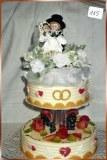 Hochzeitstorte Nr. 115