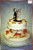 Hochzeitstorte Nr. 147