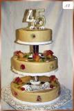 Geburtstagstorte Nr. 17