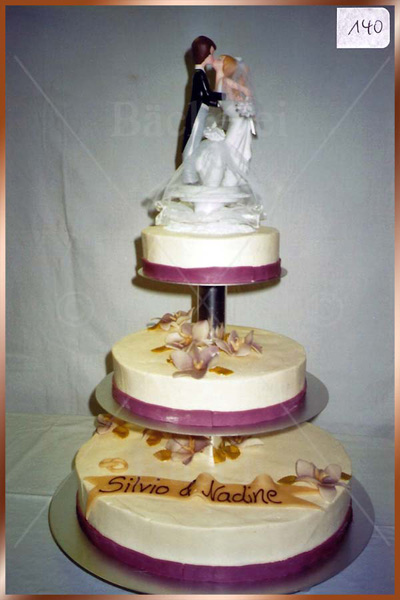 Hochzeitstorte Nr. 140