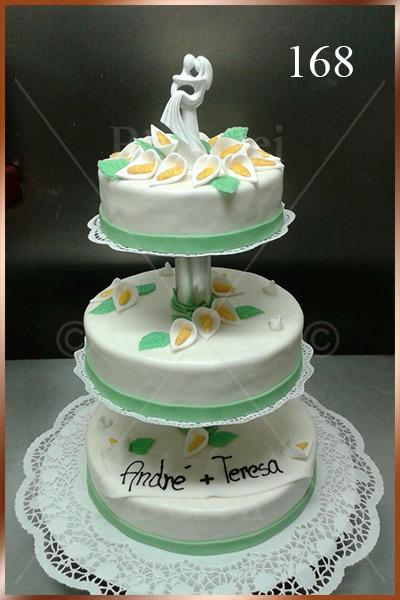 Hochzeitstorte Nr. 168