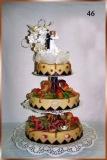 Hochzeitstorte Nr. 46
