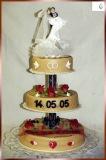 Hochzeitstorte Nr. 6