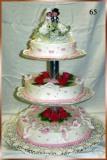 Hochzeitstorte Nr. 65