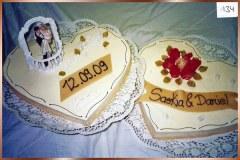 Hochzeitstorte Nr. 134