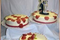 Hochzeitstorte Nr. 155